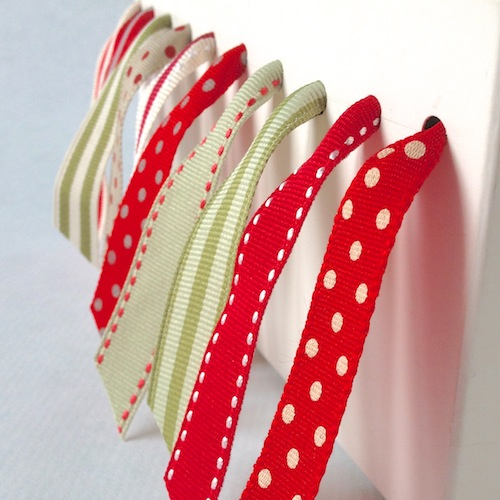 ribbon tidy