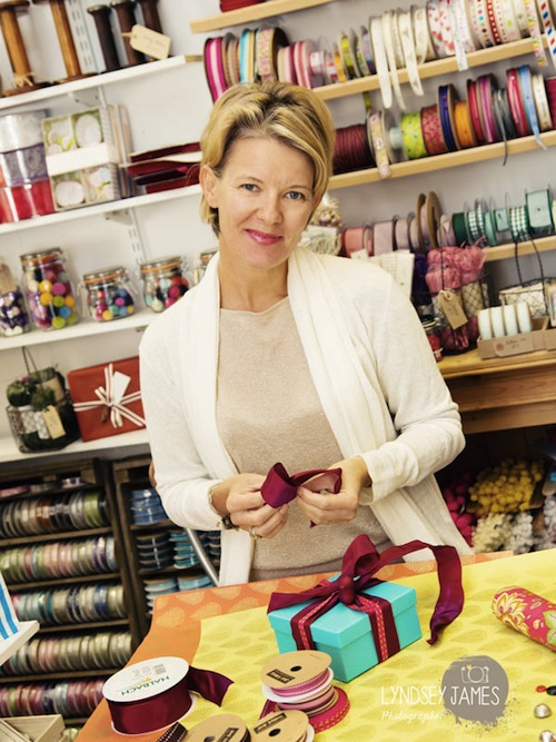 Jane Means Haberdashery Closet