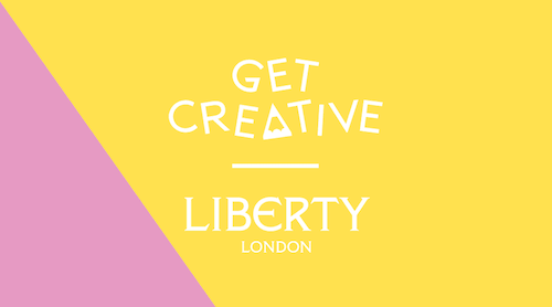 Liberty get creative logo
