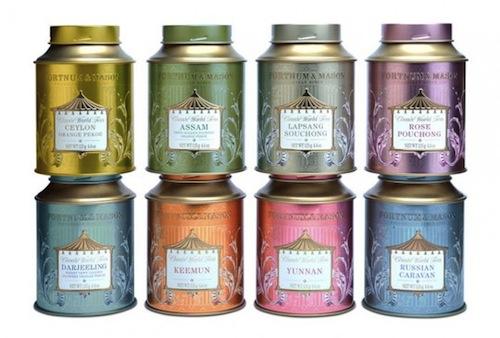 fortnums tea
