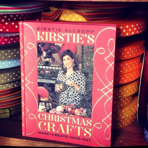 Jane Means featured in Kirstie Allsopp book