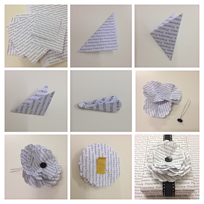 papercraft tutorial