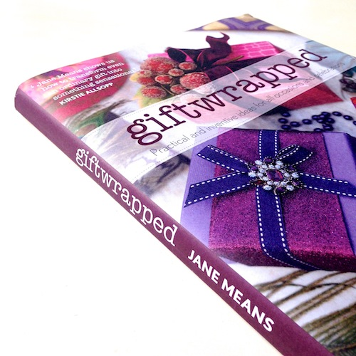 giftwrapped book isbn1909342564