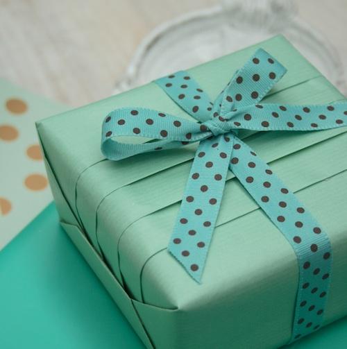 Turquoise ribbon