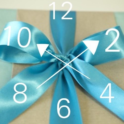 How to tie the perfect bow in gift wrapping - Jane Means