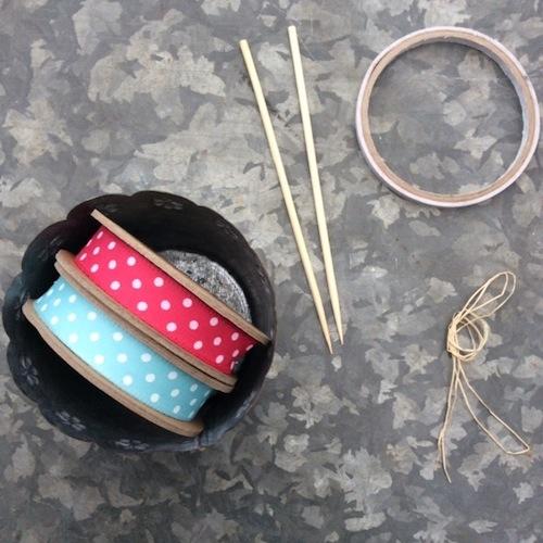 ribbon bunting 0