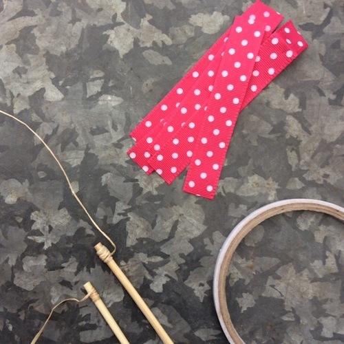 ribbon bunting 3