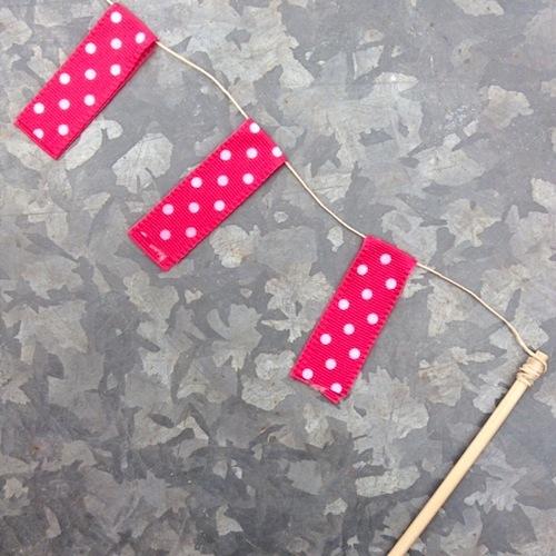 ribbon bunting 5