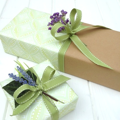 10 recycling eco friendly gift wrapping ideas jane means for How to wrap presents with wrapping paper