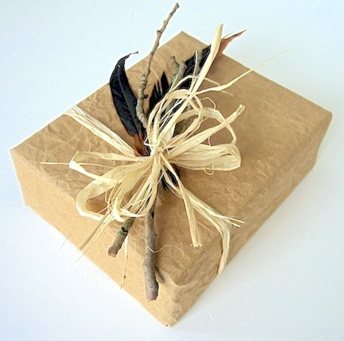 recycled gift wrapping ideas