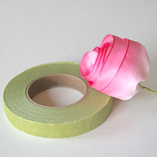 stem tape rose