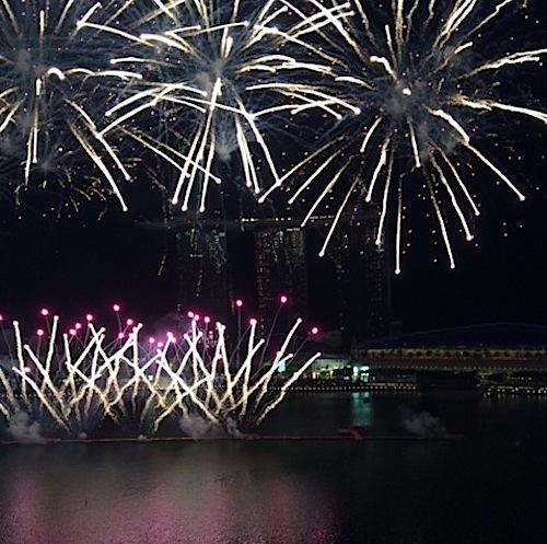 Singapore celebrating 50 years