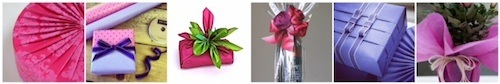 Singapore gift wrapping course
