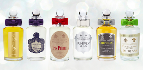 penhaligon's fragrance collection