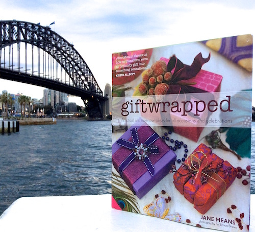 Giftwrapped book Australia