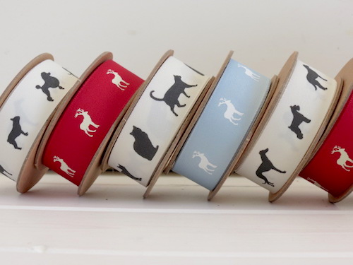 cat and dog ribbons