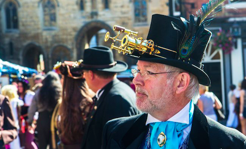 Steampunk Festival Lincoln
