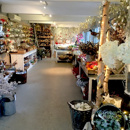 Clifton Christmas shop