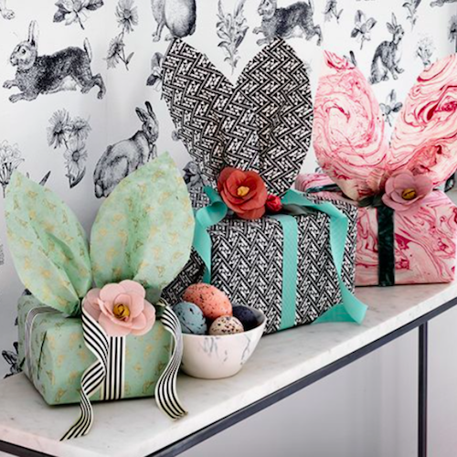 My favourite spring styling and easter gift wrapping ideas theme your gift wrapping negle Choice Image
